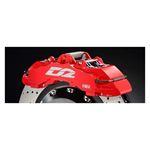 D2 Race Version Big Brake Kit -8 Piston Caliper-4