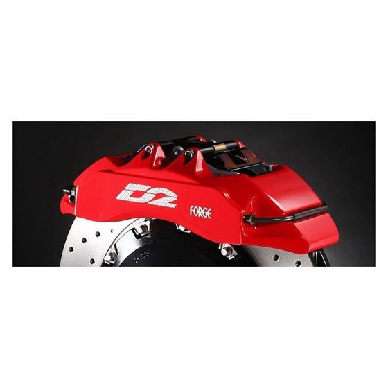 D2 Race Version Big Brake Kit -6 Piston Caliper-4