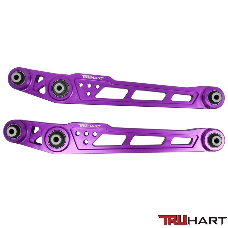 Truhart Rear Lower Control Arms -Anodized Purple-