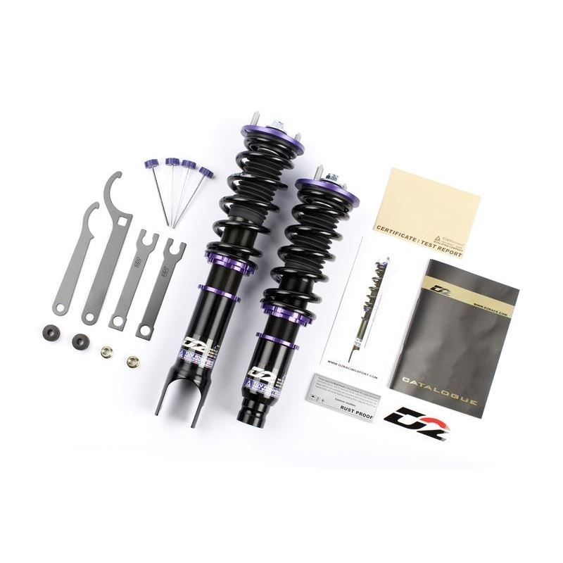 2000-2005 Ford Focus D2 Racing RS Series Coilover
